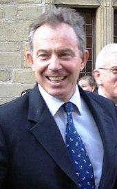 Blair i brak med chirac