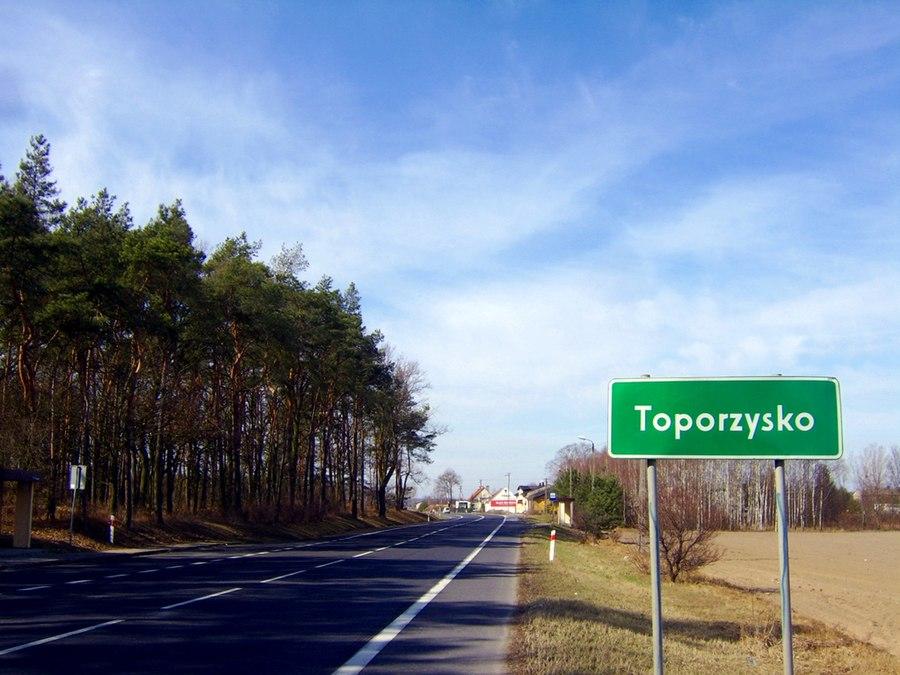 Toporzysko, Kuyavian-Pomeranian Voivodeship