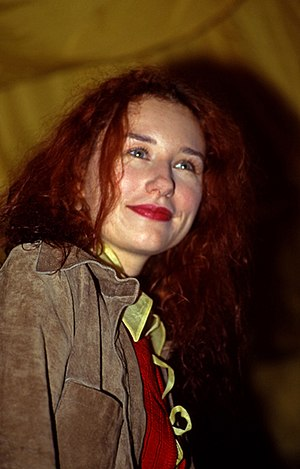 Tori Amos - Amos in 1993 Alexandra Palace, London