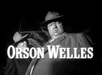 Welles as corrupt police captain Hank Quinlan in Touch of Evil (1958) Touch of Evil-Orson Welles.JPG