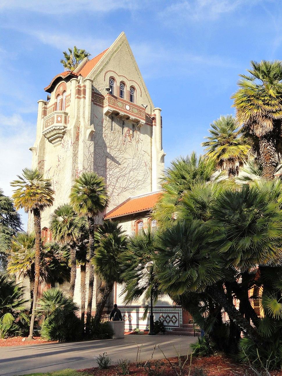 Tower Hall, San José State University - DSC03886
