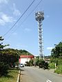Tower of NTT near Cape Chinen Park.jpg