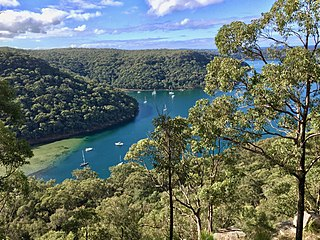 Ku-ring-gai Chase National Park Protected area in New South Wales, Australia