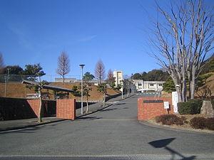toyokawa special school school gatejpg