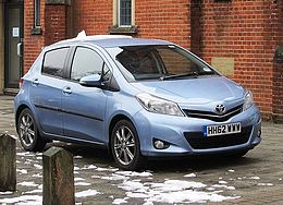 Toyota Yaris Sep 2012 1329cc.JPG