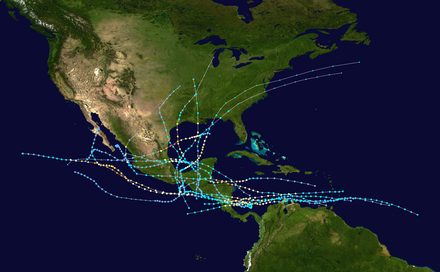 Tracks of Atlantic-Pacific crossovers on both directions Tracks of Atlantic-Pacific crossover storms.png