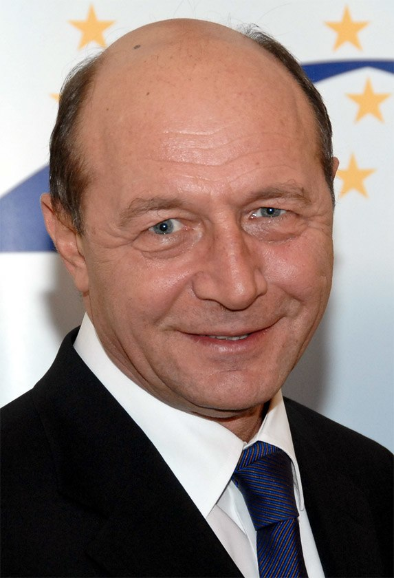 Traian Băsescu (EPP Summit 2008)