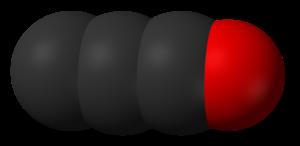 Tricarbon monoxide - Image: Tricarbon monoxide 3D vd W