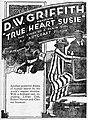 Trueheartsusie1919-newspaperad.jpg