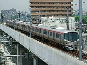 Tsukuba Express - A Tsukuba Express train (TX-2000 series)