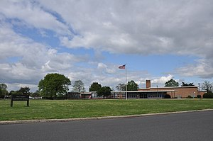 Tullytown, Pennsylvania - Walt Disney Elementary School