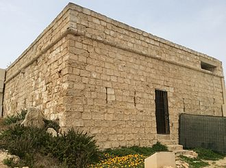 Blockhouse - Blockhouse of Westreme Battery, built in 1715–16 in Mellieħa, Malta
