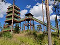 Tuomastornit observation towers.jpg