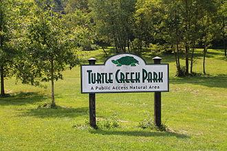East Buffalo Township, Union County, Pennsylvania - Turtle Creek Park in East Buffalo Township