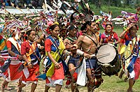 Tutsa Dancers from Changlang District