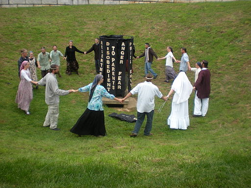 Twelve Tribes Wedding 001