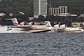 Two Be-200.Start in sea. (5015192060).jpg