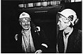 Two Miners - Wearmouth Colliery (6008270645).jpg