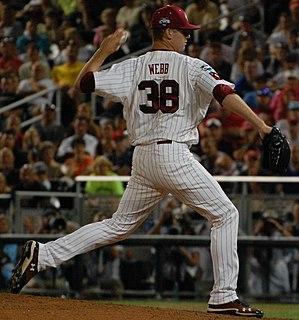 Tyler Webb American baseball player