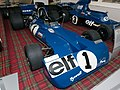 Tyrrell 002 front-right Donington Grand Prix Collection.jpg