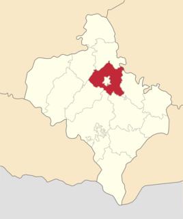 Tysmenytsia Raion Former subdivision of Ivano-Frankivsk Oblast, Ukraine