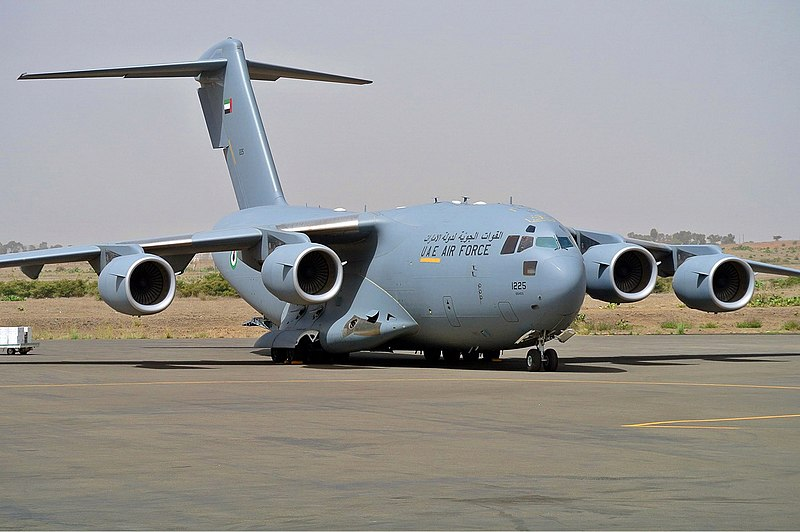 File:UAE Air Force Boeing C-17A Globemaster III-1.jpg