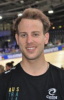 Sam Welsford Australian cyclist