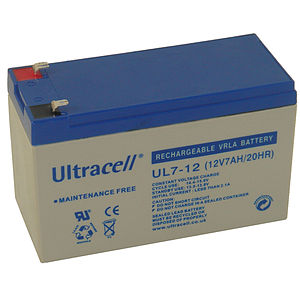A lead-acid gel battery