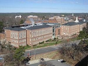UNC Gillings School of Global Public Health - Image: UNC School of Public Health