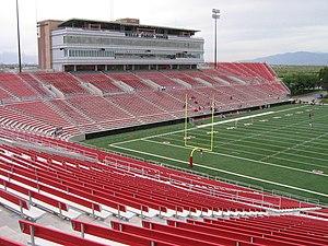 Whitney, Nevada - Sam Boyd Stadium