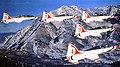 USAF Thunderbirds - T-38s 1980.jpg