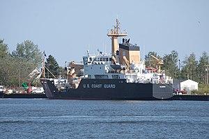 USCGC Alder (WLB-216) - Image: USCGC Alder