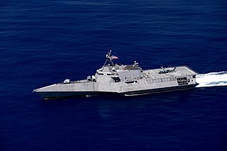 <i>Independence</i>-class littoral combat ship Independence-class littoral combat ship