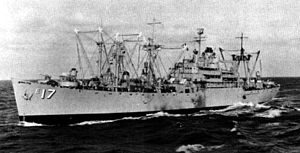 USS Great Sitkin (AE-17)