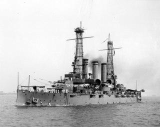 USS <i>Nebraska</i> (BB-14) Pre-dreadnought battleship of the United States Navy