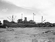USS Ocelot Wreck