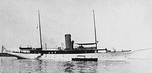 USS Wenonah (SP-165) - Image: USS Wenonah SP 165