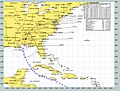 US Navy 040916-N-0000X-001 Current forecast projected path and wind speeds of Hurricane Ivan from Sept 16 to Sept 20.jpg