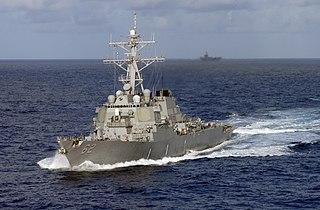 USS <i>Fitzgerald</i>