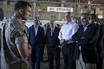 US Senator and Congressional Delegation visit Marines and Sailors of SP-MAGTF Crisis Response 140904-M-PA636-085.jpg