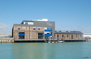 UTC@Harbourside University technical college in Newhaven, East Sussex, United Kingdom
