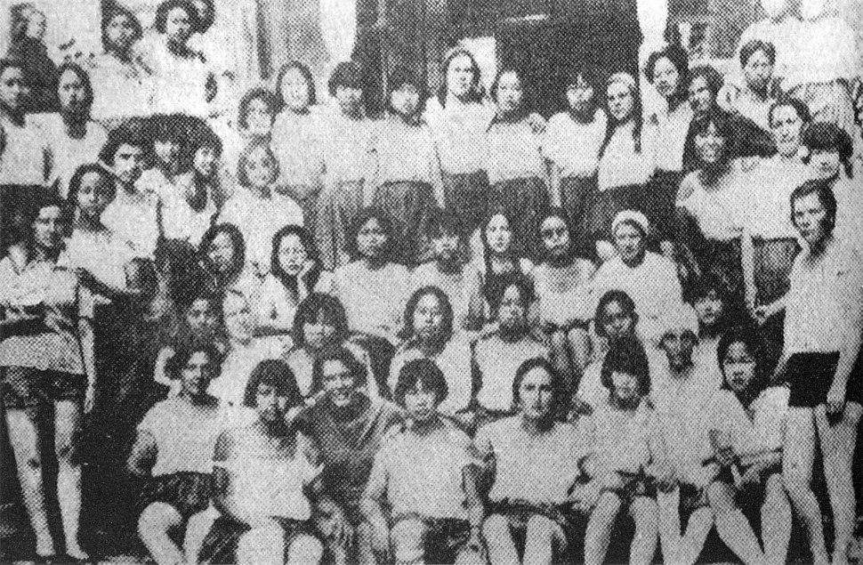 UTK studentki sotrudnicy1926