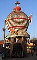 Udupi - Scenes of Sri Krishna Temple, Chariot 4.jpg