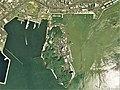 Ujina Island, Minami-ku Hiroshima Aerial photograph.2018.jpg