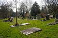 Ulm Neuer Friedhof Grabstätte Peter Wackernagel 2010 03 30.jpg