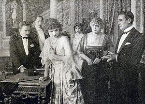 Robert G. Vignola - Scene from Under Cover (1916)