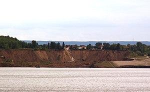 Nachterstedt - Landslide in Nachterstedt July 2009