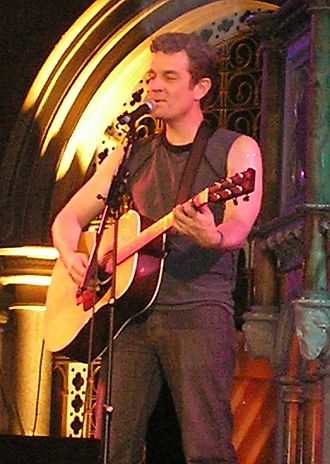 James Marsters - James Marsters performing at the Union Chapel Concert in Islington, London on May 4, 2007