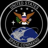United States Space Command emblem 2019