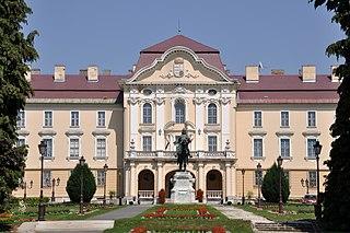 Gödöllő Town in Central Hungary, Hungary